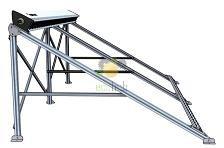 Rama inaltare panou solar SP sau WT-B cu 24-30 tuburi