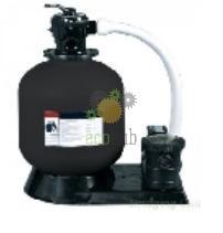 Pompa de piscina cu filtru, 550W