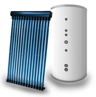 Sisteme solare termice cu sau fara boiler