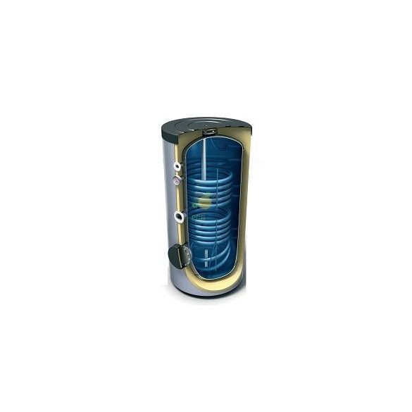 Boiler ACM 200 litri 2 serpentine