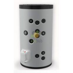 Boiler ACM 200 litri 2 serpentine Eldominvest